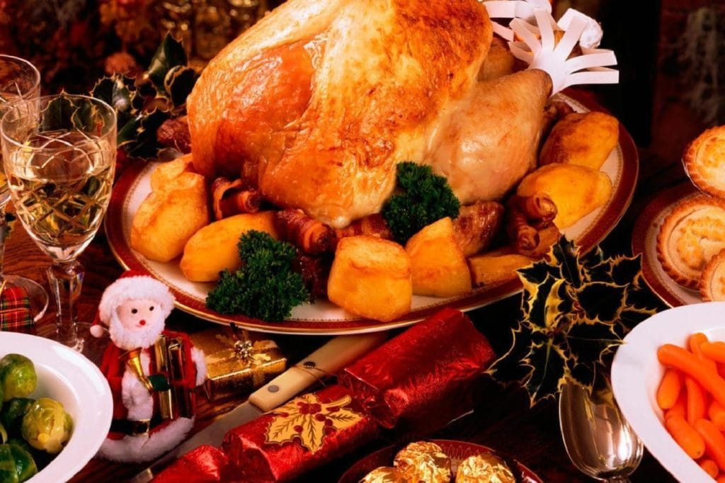 christmas dinner health benefits