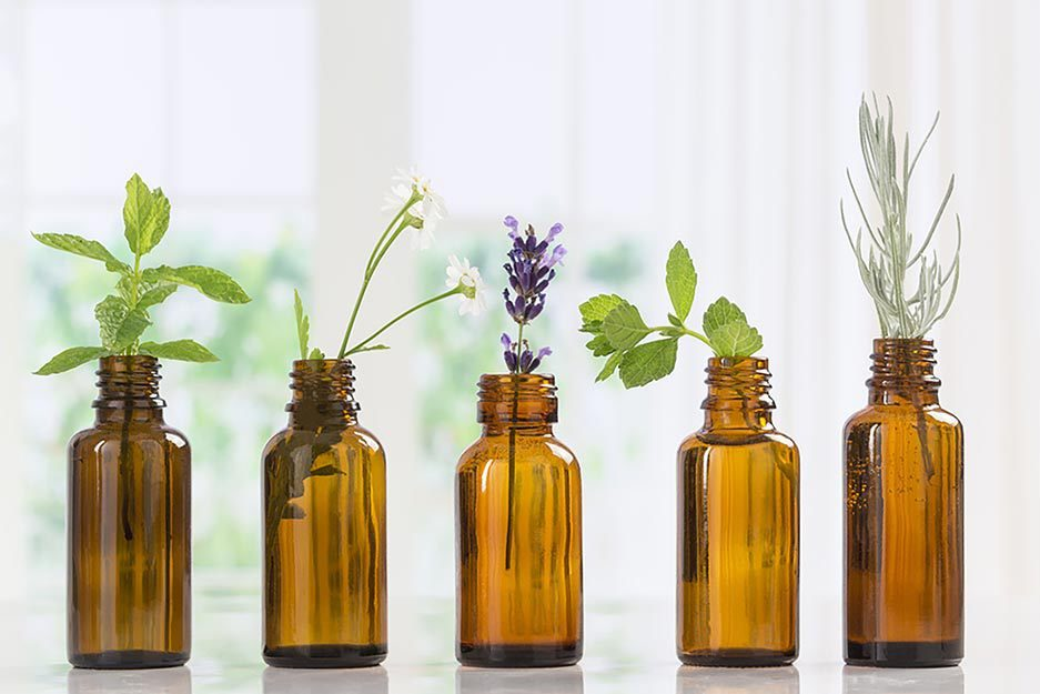 science essential oils