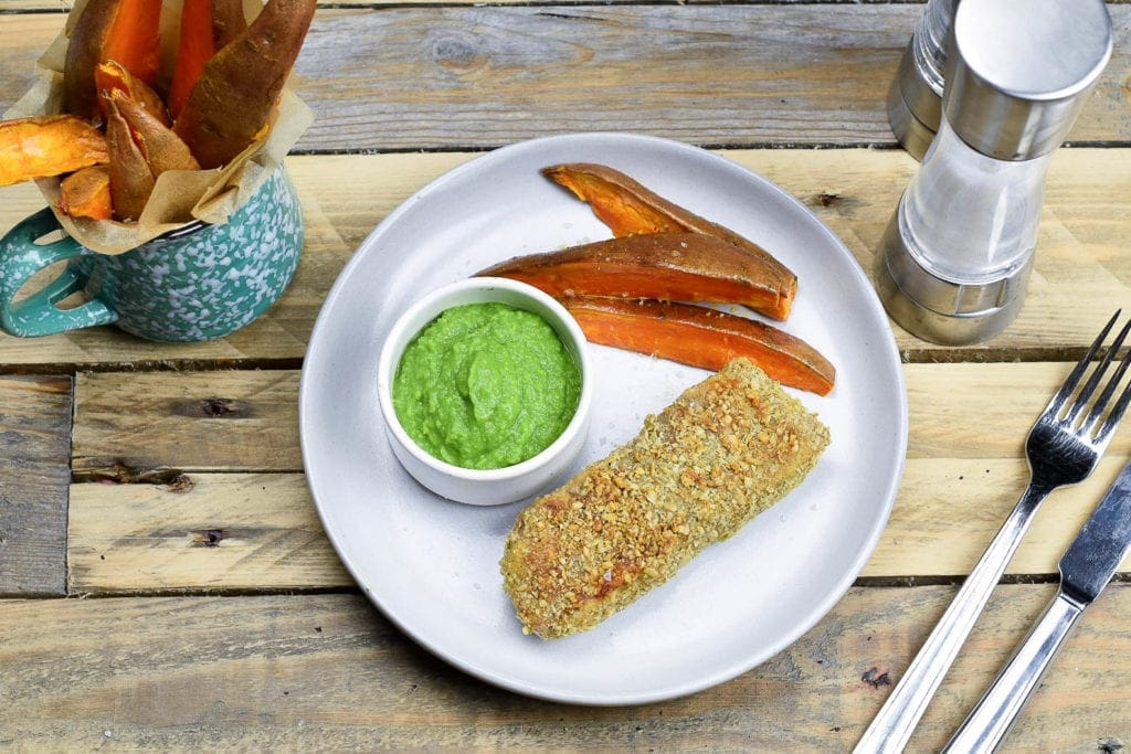 Healthy Fish Supper