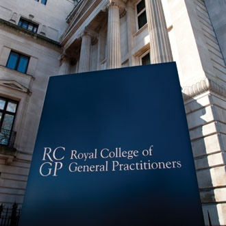 Royal College of General Practitioners Building where Public Health Collaboration Conference held