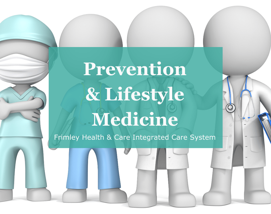 Prevention and Lifestyle Medicine