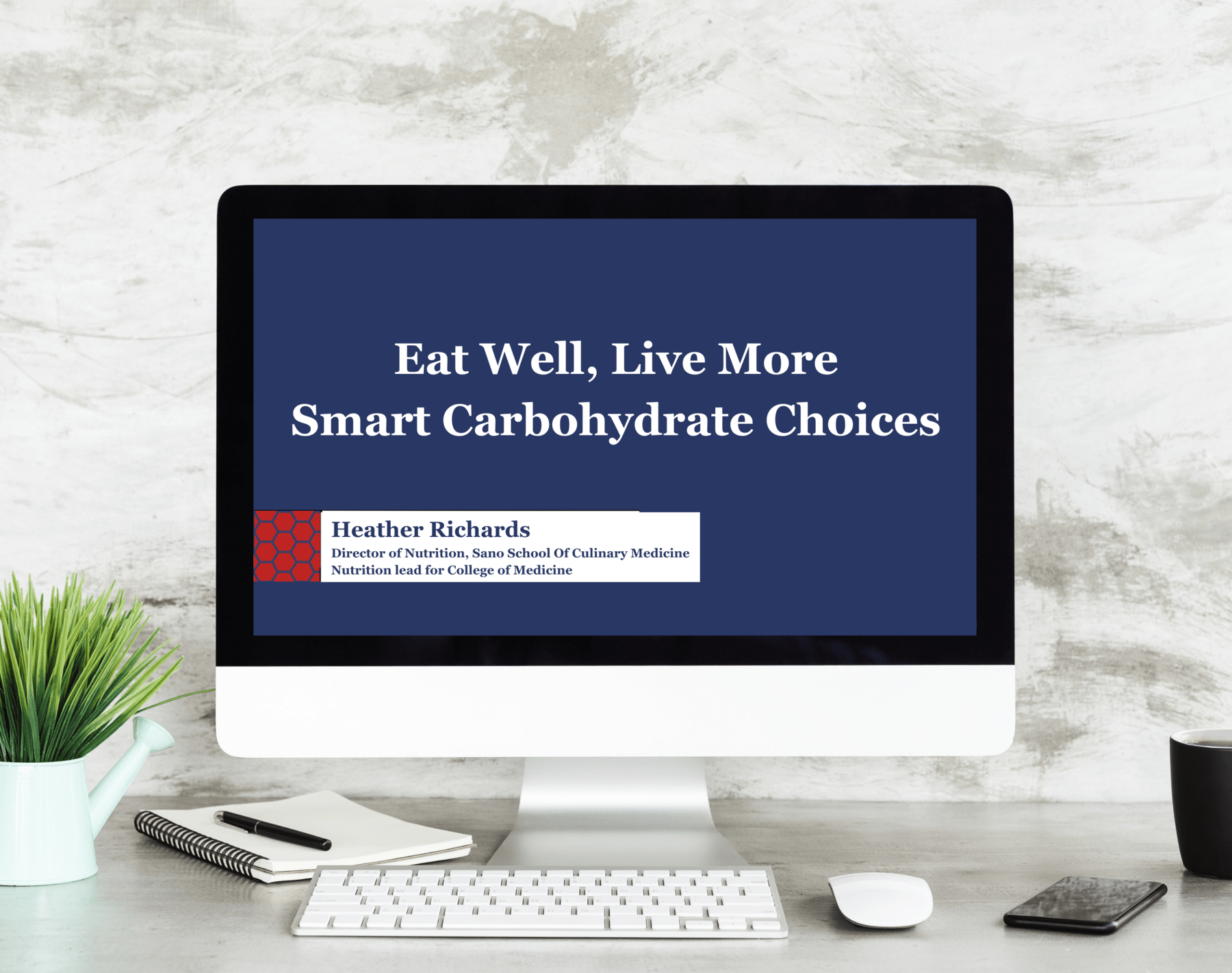 smart carbohydrate choices webinar