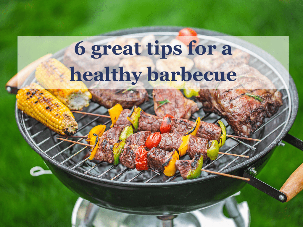Healthy barbecues