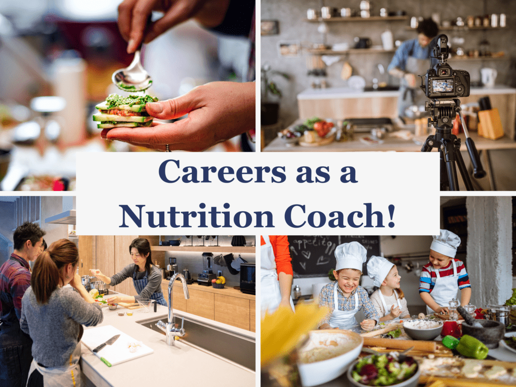 Careers as a Nutrition Coach