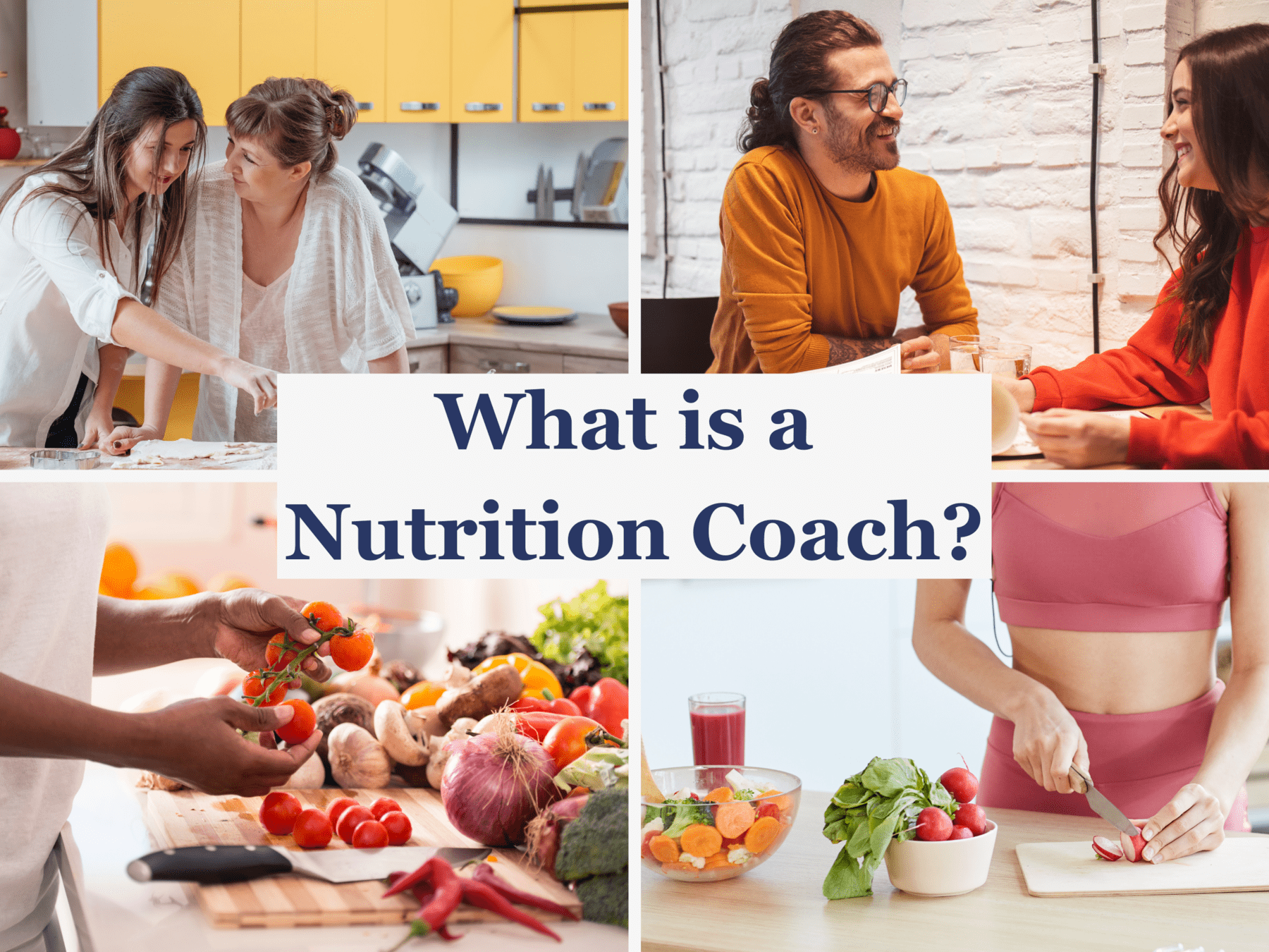 What is a nutrition coach