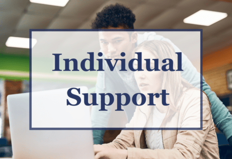 individual tutor support